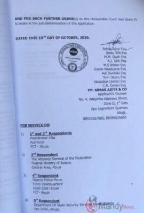 Adamu Garba Slaps Twitter CEO, Jack With $1 Billion Fine Over #EndSARS Tweet