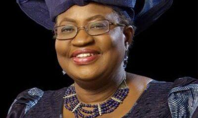 Ngozi Okonjo-Iweala Becomes First Woman DG Of WTO DG