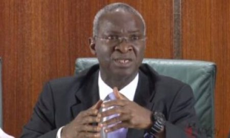 Exposed: PDP Calls Out Fashola Over N4.6 billion Fraud In Ministry