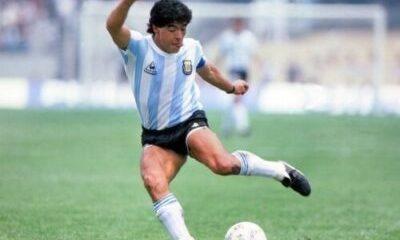 Argentine Football Legend Diego Maradona Dies at 60