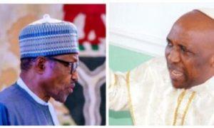 primate Ayodele and Buhari