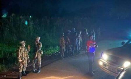Bobi Wine's House Under Siege By Military Men