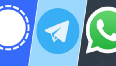list of the best #encrypted messaging apps to protect your privacy & security: