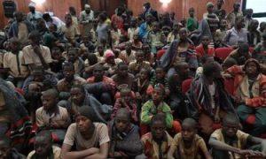 Boko Haram Releases Abducted Kagara Schoolboys