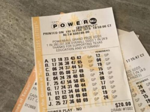Powerball Prediction Numbers For Today Saturday, 6 February 2021