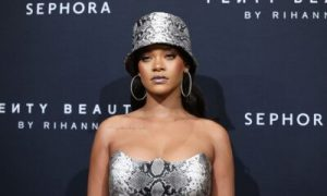 #EndSARS: Rihanna Tells Buhari Peaceful Protest Is A Human Right