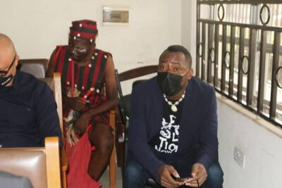 Fear Grips Judge As Babalawo Follows Sowore To Court In Abuja (Photos)