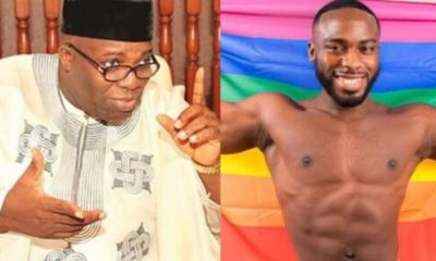 Doyin Okupe's Son Announces He Is Gay