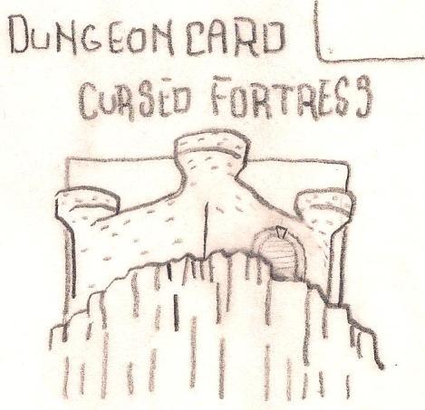 Random Dungeon Card