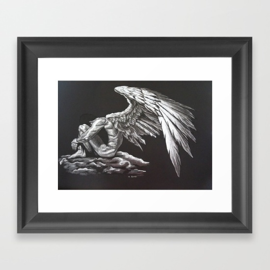 mourning221489-framed-prints