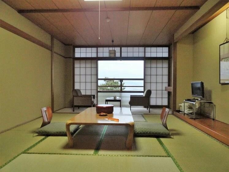 Miyajima Seaside Hotel kostenfreies Upgrade im Hotel