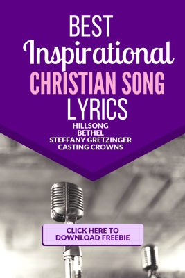 best inspirational christian songs