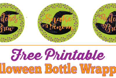 Tag Witches Tea Party Printables
