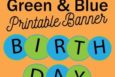 boys birthday banner archives