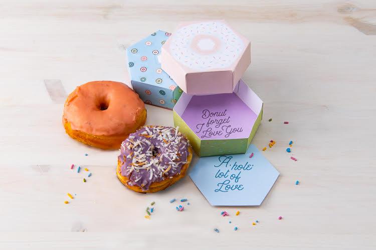 Doughnut Boxes