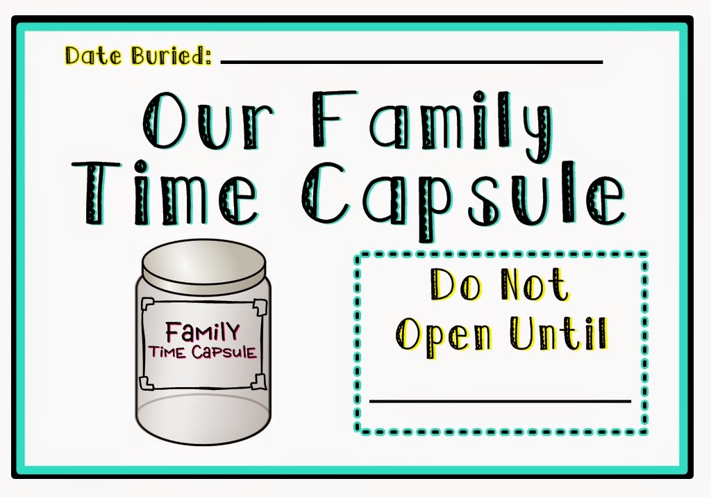 This is an image of Time Capsule Printable Worksheets pertaining to baby