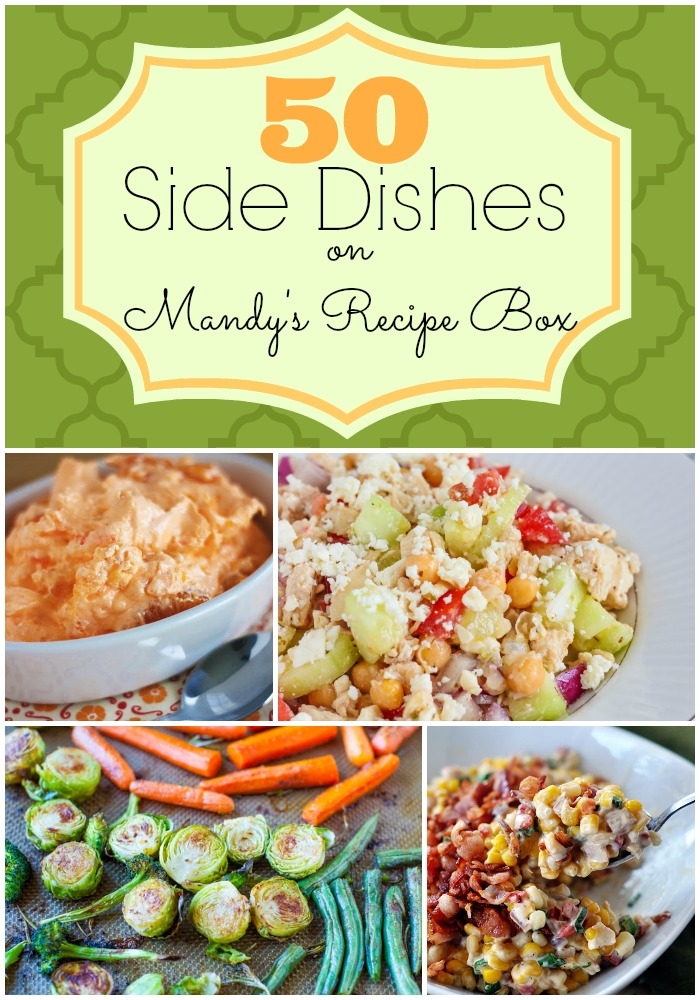 50 Side Dish Recipes