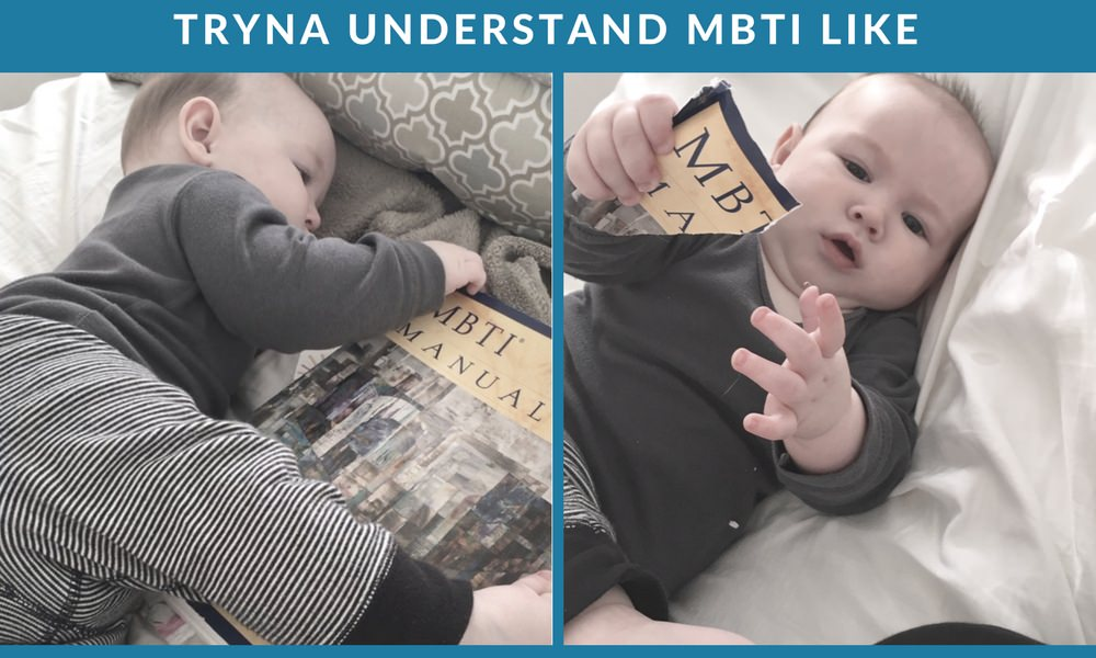 Tryna Understand MBTI Like