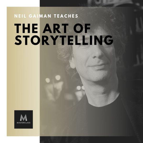 Neil Gaiman Teaches The Art of the Short Story