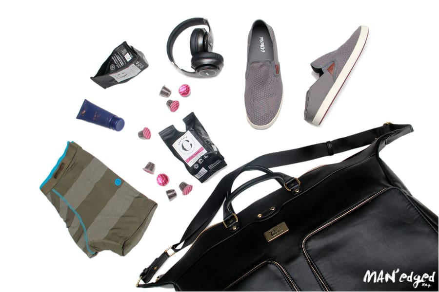 The essential men's travel gear guide items
