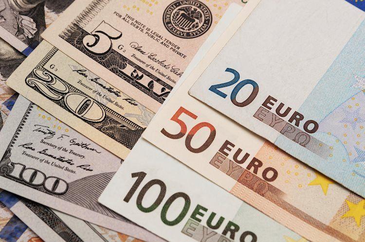 EUR / USD alcanza nuevos mínimos mensuales, la atención se centra en la reunión del FOMC la próxima semana