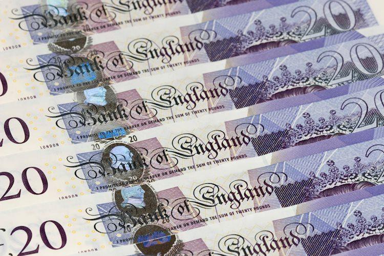 La libra se fortalece por delante de los datos de crecimiento del Reino Unido