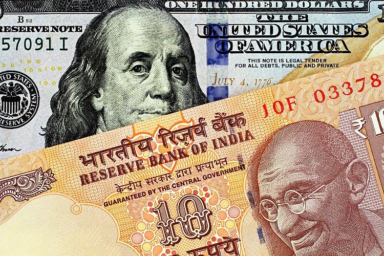 La rupia india desencadena una tendencia bajista de cuatro días por la inacción de las carreras impulsadas