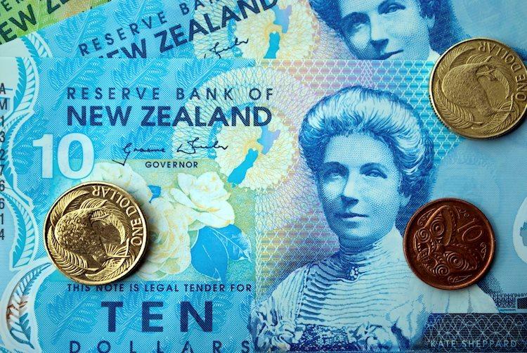 NZD / USD cae por debajo de 0,7100 después de los datos chinos, el dólar se fortalece