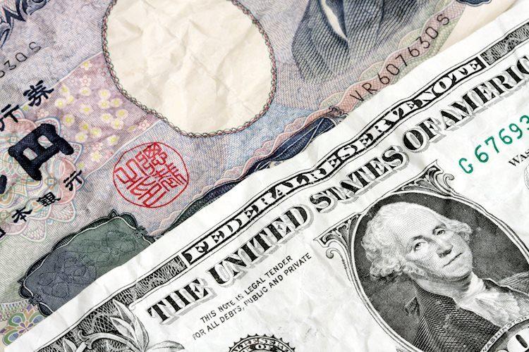 USD / JPY se hunde a nuevos mínimos de sesión, a mediados de 109,00 en medio de la aversión al riesgo