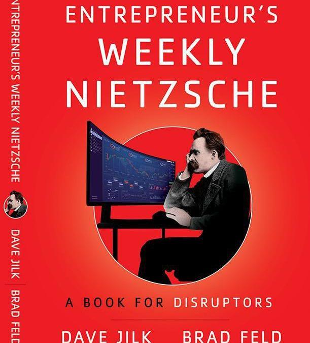¿Crear una startup?  Explore la filosofía de Nietzsche sugiere Brad Feld, coautor del nuevo libro
