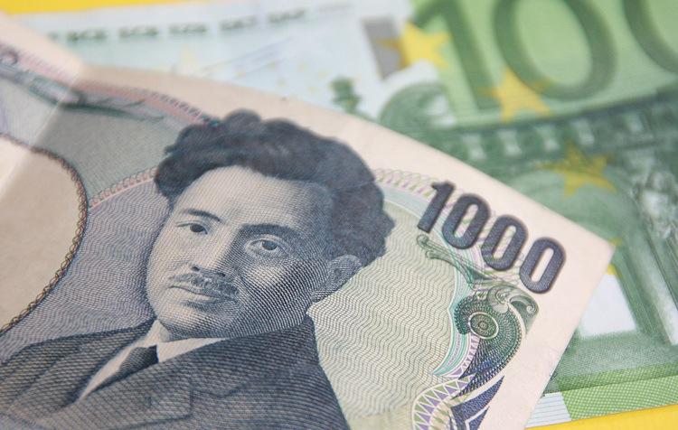 Análisis de precios EUR / JPY: la caída se mitiga por encima de 131,00