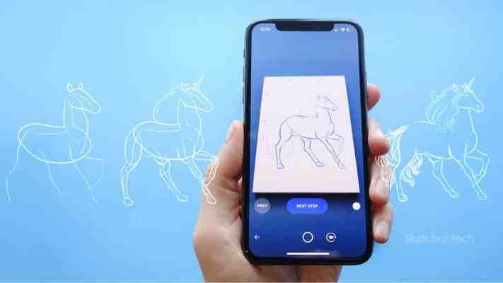 La aplicación de arte SketchAR para permitir que los artistas enumeren sus obras directamente en los mercados de NFT – TechCrunch