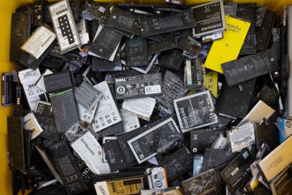 Redwood Materials de JB Straubel se expande a la industria de materiales para baterías – TechCrunch