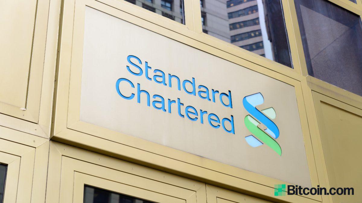 Standard Chartered Bank lanza intercambio y corretaje de criptomonedas – Bitcoin News