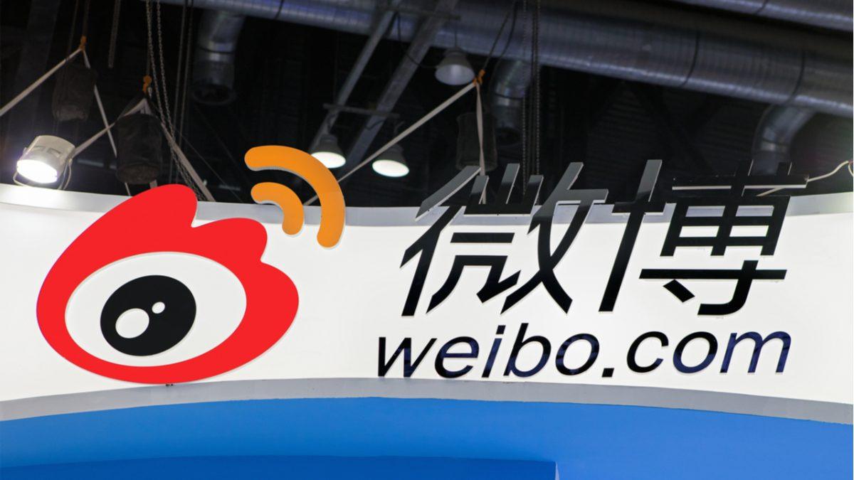 Weibo toma medidas enérgicas contra cuentas vinculadas a criptomonedas mientras China fortalece su postura anti-cripto