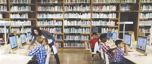 5 herramientas digitales para bibliotecas escolares