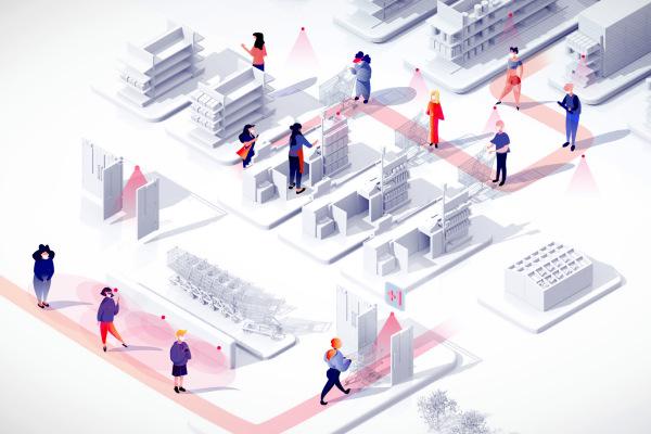 Butlr Technologies, que desarrolla sensores de personas anónimas, firma una ronda de financiación de $ 7,9 millones – TechCrunch