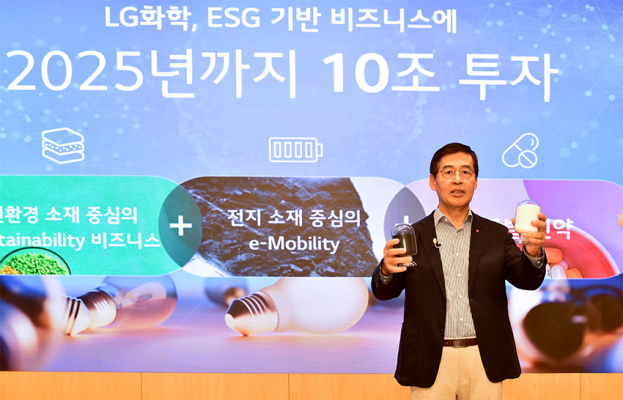 LG Chem invertirá $ 5.2 mil millones en materiales para baterías hasta 2025