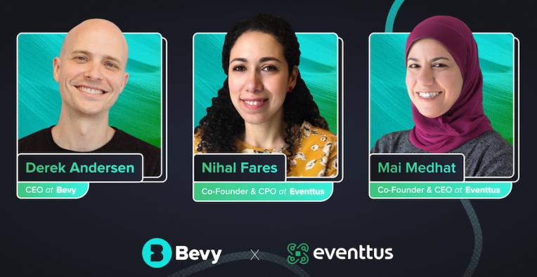 La plataforma de eventos Bevy adquiere Eventtus en Egipto para expandir su oferta comercial