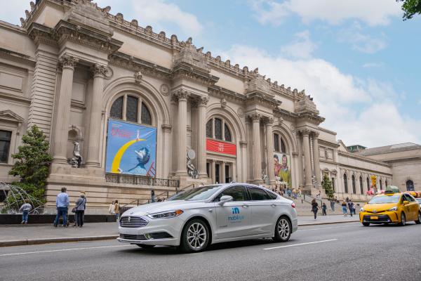 Mobileye de Intel lleva su programa de pruebas de vehículos autónomos a Nueva York – TechCrunch