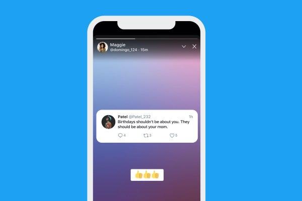 Twitter cierra flotas el 3 de agosto, citando un bajo uso – TechCrunch