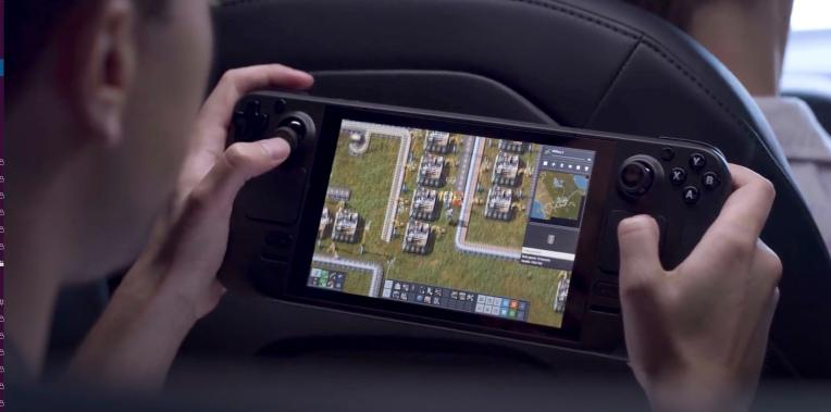 Valve lanza Steam Deck, una computadora portátil para juegos de $ 400