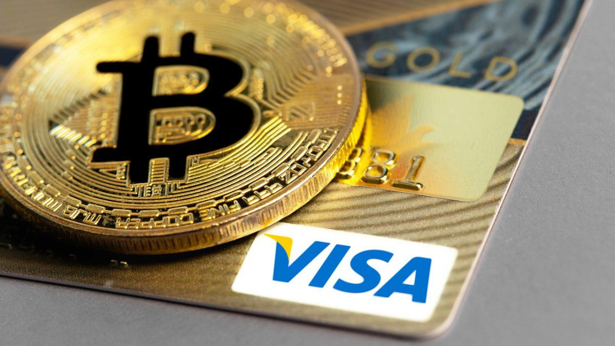 Visa aprobará una tarjeta de criptomonedas por una startup australiana
