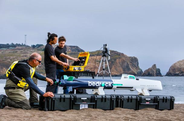 Bedrock moderniza el mapeo de los fondos marinos con datos autónomos subyacentes basados en la nube – TechCrunch