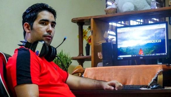 Royler Marichal, el emprendedor en serie que creó CrecexDiez, el Google Ads de Cuba