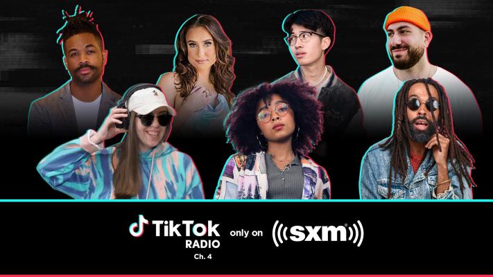SiriusXM lanza 'TikTok Radio', un canal de música con éxitos virales presentado por estrellas de TikTok – TechCrunch