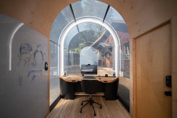 Denizen construye módulos de oficina de alta tecnología para un día de trabajo perfecto – TechCrunch