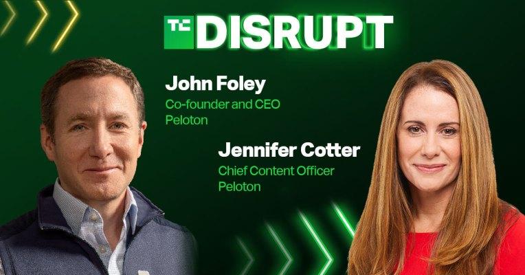 El CEO y el administrador de contenido de Peloton vienen a Disrupt – TechCrunch