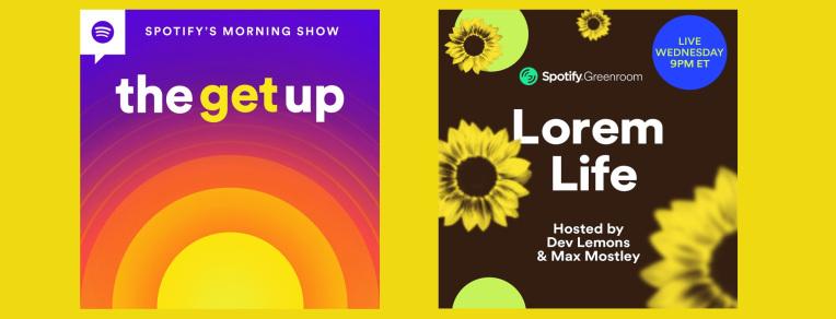El clon de Clubhouse de Spotify agrega seis nuevos programas semanales, algunos vinculados a las listas de reproducción de Spotify – TechCrunch