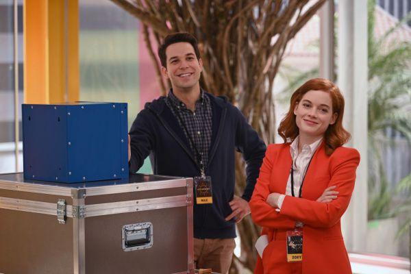 """El debut original de Roku continúa cancelada serie NBC """"Lista de reproducción extraordinaria de Zoey"""" – TechCrunch"""